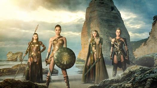 wonder-woman amazons