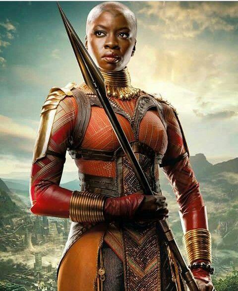 women warrior 4